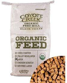 Coyote Creek Layer Pellets 50 lb