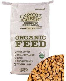 Coyote Creek No Soy Layer Pellets 20 lb