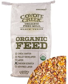 Coyote Creek Chicken Scratch 50 lb