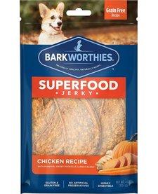 Barkworthie's Turkey Pumpkin Jerky 4 oz