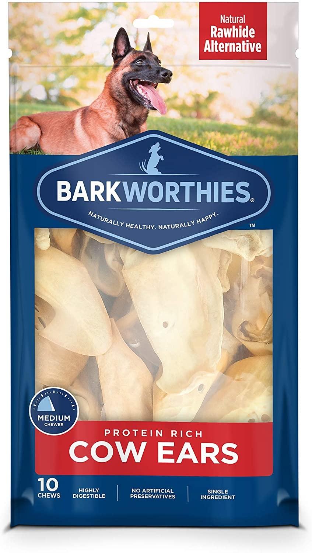 Barkworthie's Barkworthie's Cow Ears 10ct