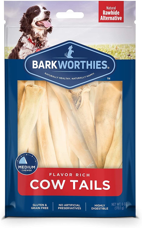 Barkworthie's Barkworthie's Cow Tails 6 oz