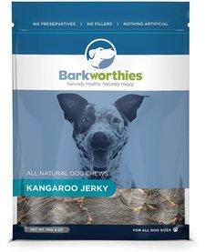 Barkworthie's Kangaroo Jerky 4oz