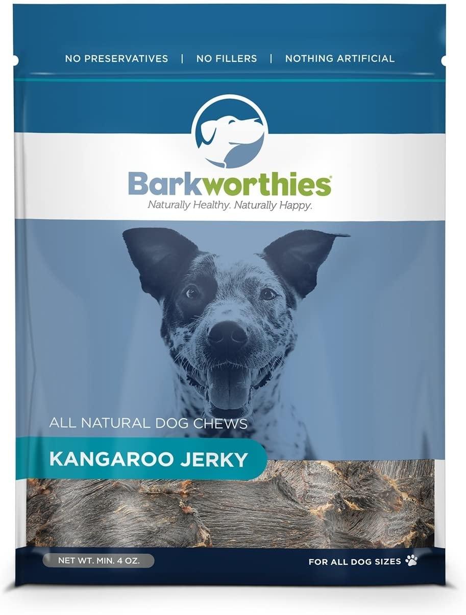 Barkworthie's Barkworthie's Kangaroo Jerky 4oz