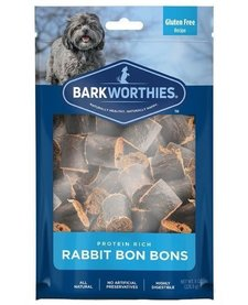 Barkworthie's Rabbit Bon Bons 8oz