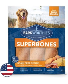 BW Superbones GF Bacon/Cheese 3 ct