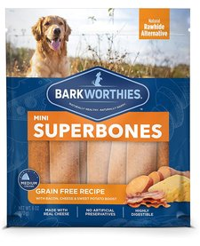 BW Superbones Mini Bacon/Cheese 12 ct