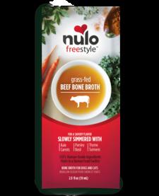 Nulo Freestyle Beef Bone Broth 2 oz