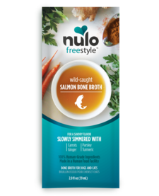 Nulo Freestyle Salmon Bone Broth 2 oz