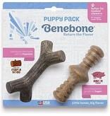 Benebone Benebone Stick Zaggler Puppy 2 Pack
