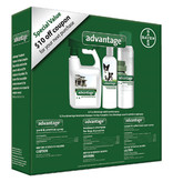 Advantage (Bayer) Advantage Bundle Flea & Tick Dog