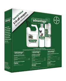 Advantage Bundle Flea & Tick Dog