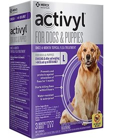 Activyl Flea Treatment LG
