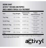 Activyl Flea Treatment LG