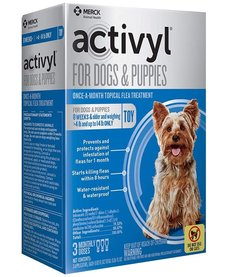 Activyl Flea Treatment Toy Breed