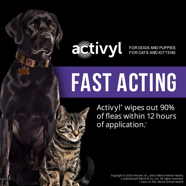 Activyl Flea Treatment SM