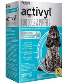 Activyl Flea Treatment MD