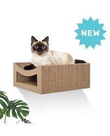 Hangman Cat Shelf Tabby