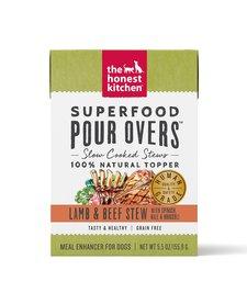 Honest Kitchen Lamb & Beef Superfood 5.5 oz