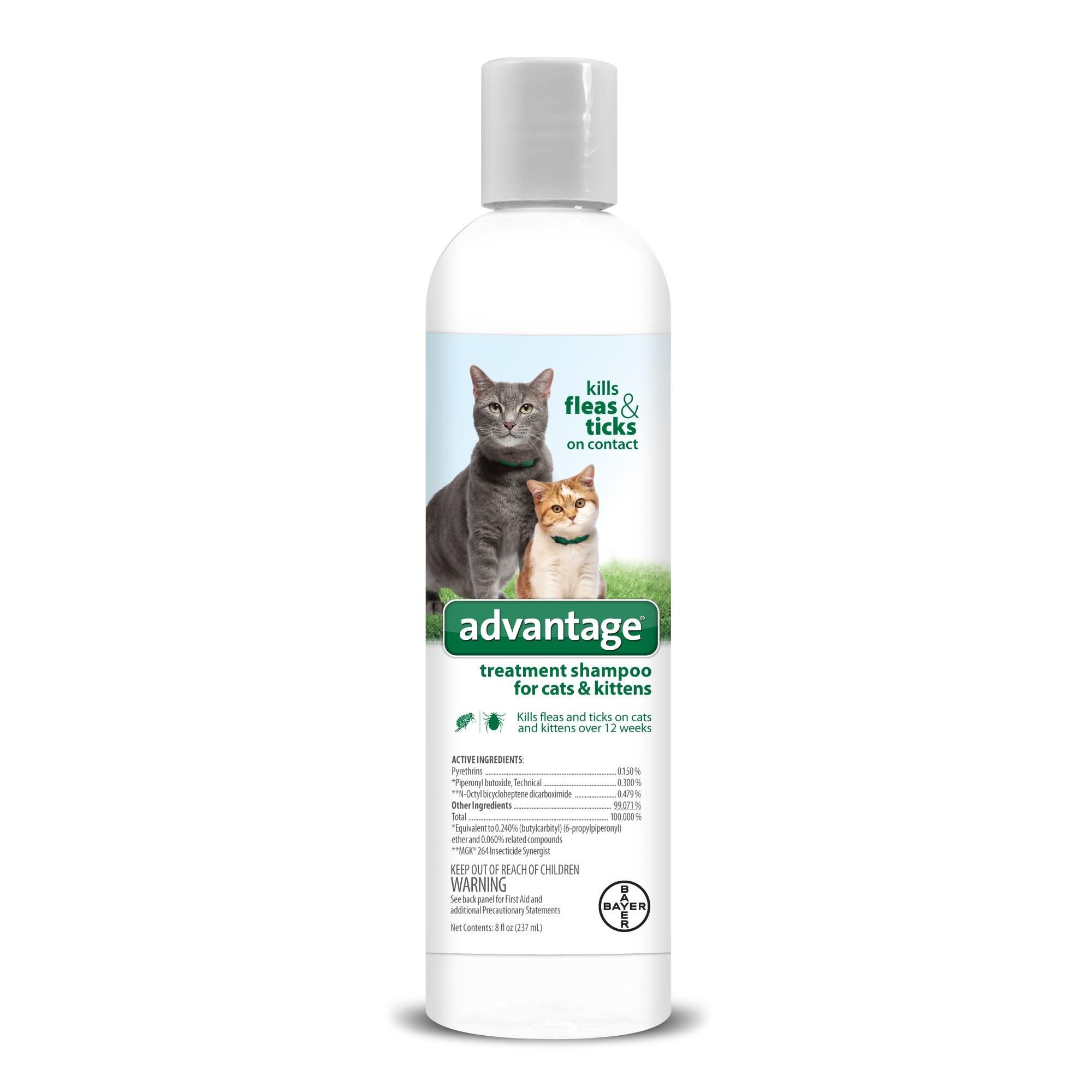 Advantage (Bayer) Advantage Treatment Shmp. Cat & Kitten