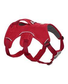 Ruffwear Red Web Master Harness MD