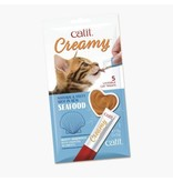 Catit Catit Creamy Seafood 5 ct