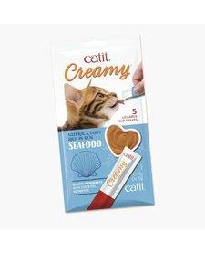 Catit Creamy Seafood 5 ct