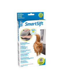 SmartSift Biodegradable Cat Pan Liners