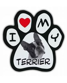 Paw Magnets Terrier