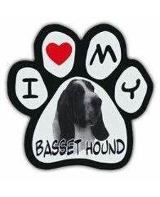 Paw Magnets Basset Hound