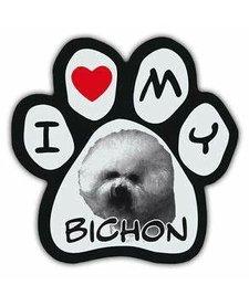 Paw Magnets Bichon