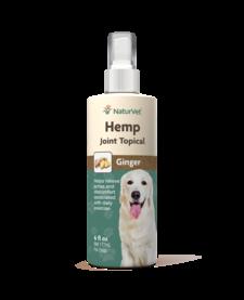 NaturVet Hemp Joint Topical Spray 6 oz