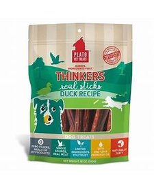 Plato Thinkers Duck Sticks 18 oz