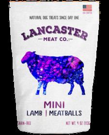 Lancaster Meat Co. Meatballs Lamb 4 oz