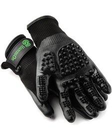 HandsOn Grooming Gloves LG