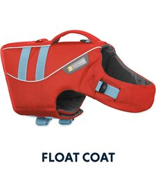 Ruffwear Red Float Coat Sockeye Red XL