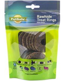 Busy Buddy B Rawhide Rings