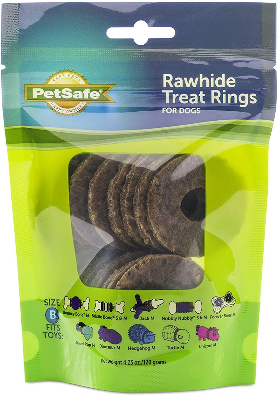 Petsafe- General Busy Buddy B Rawhide Rings