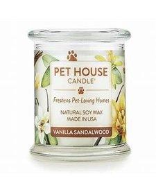 Pet House Vanilla Sandalwood Candle