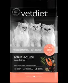 Vetdiet Cat Indoor Salmon 3.5 lb