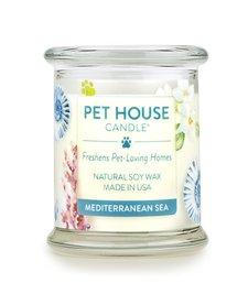 Pet House Mediterranean Sea Candle