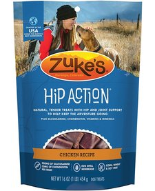 Zuke's Hip Action Chicken 1 lb