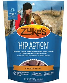 Zuke's Hip Action Chicken 6 oz