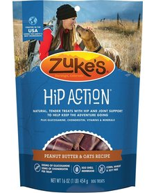Zuke's Hip Action Peanut Butter 1 lb