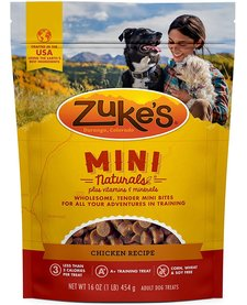 Zuke's Mini Naturals Chicken 1 lb