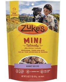 Zuke's Mini Naturals Rabbit 1 lb