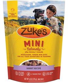 Zuke's Mini Naturals Rabbit 6 oz
