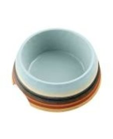 Desert Stripe Medium Pet Bowl