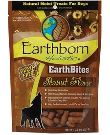 Earthborn EarthBites Peanut 7.5 oz