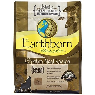 Earthborn Earthborn Chicken GF Biscuits 14oz